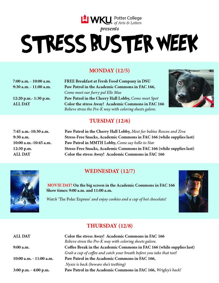 WKU Potter College on Twitter: \