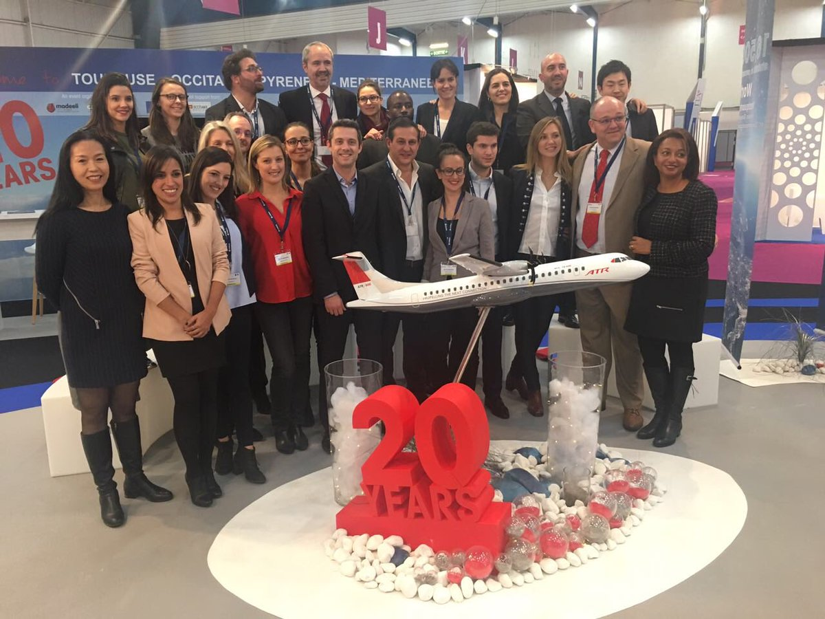 @abeevents was honored to welcome you for the 20th anniversary of Aeromart Toulouse! See you next edition!pic.twitter.com/WhJ5RsEull