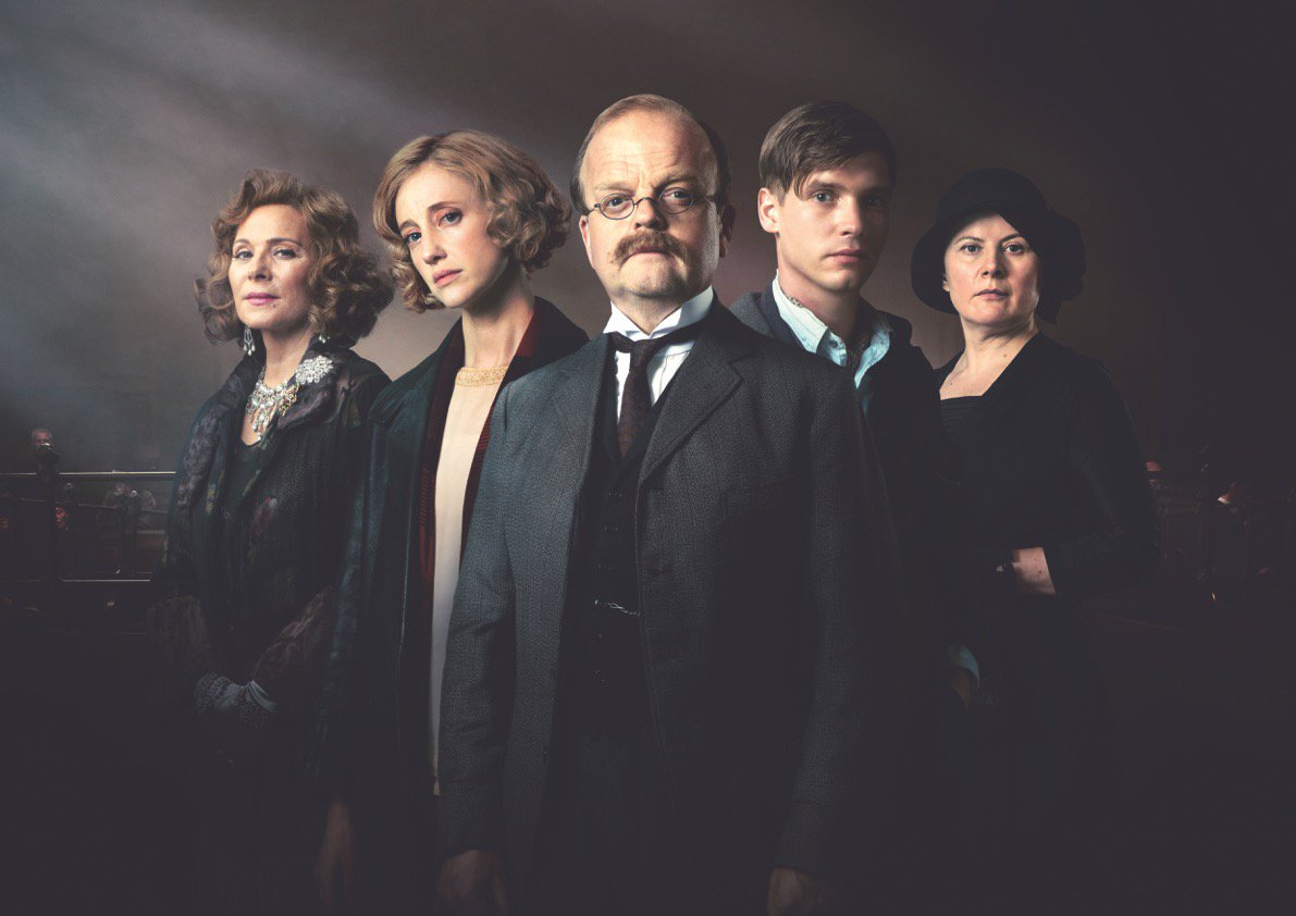 The Witness for the Prosecution (Témoin à charge), une nouvelle adaptation BBC Cym8pkaWgAElpey