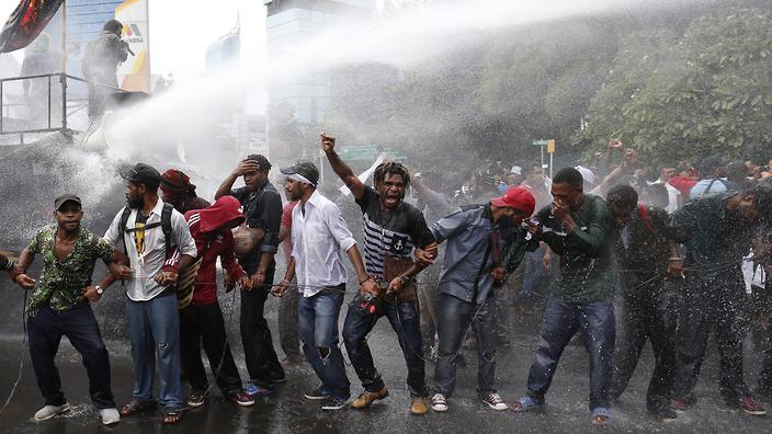 Endonezya Polisi Batı Papua Bağımsızlık Günü Protestolarına Saldırdı