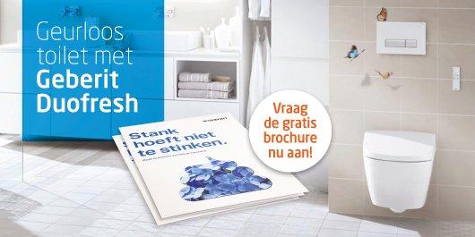 #Stank hoeft niet te stinken. Kies voor #Geberit DuoFresh. Meer info? Vraag hier direct de gratis brochure aan: https://t.co/ys1hTC1pA7 https://t.co/X1dhGq76eK