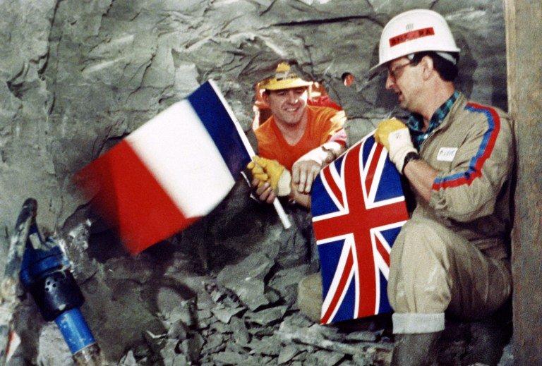 1 Desember dalam Sejarah: Terowongan Kereta Api 40 Meter di Bawah Selat Inggris, Tembus