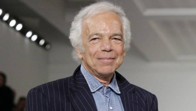 Ralph Lauren is writing an autobiography for 50th anniversary of fashion empire