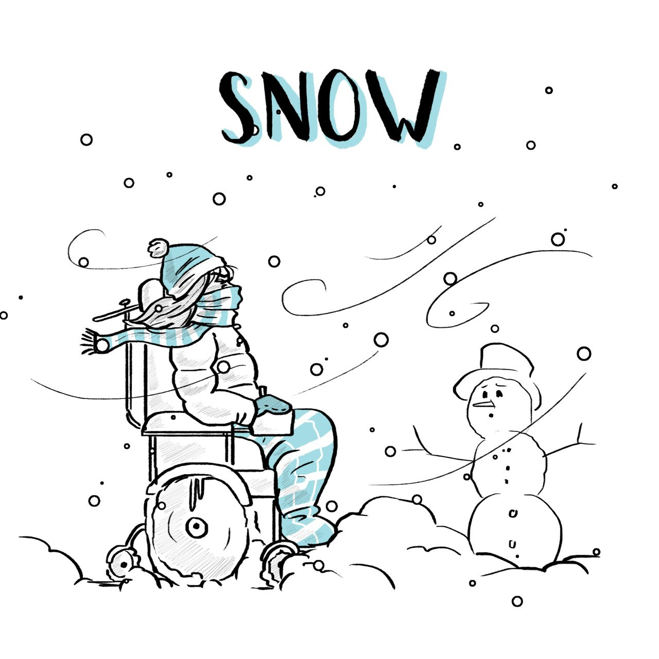 Dec 1. Winter is coming. Prepare people #shovel #thedisabledlife https://t.co/XgJUzqEz1f