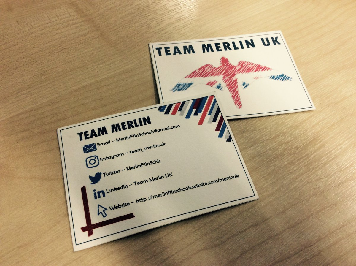 Team Merlin UK (@MerlinF1inSchls) | Twitter