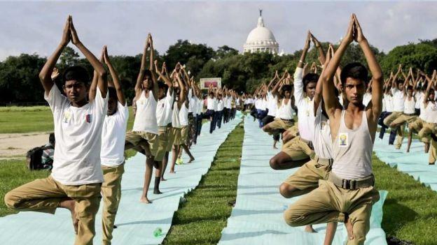 Unesco: Lo Yoga è diventato patrimonio dell'umanità