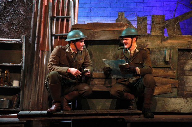 Ian Hislop and Nick Newman's The Wipers Times set for West End run https://t.co/hHFADFDAlJ