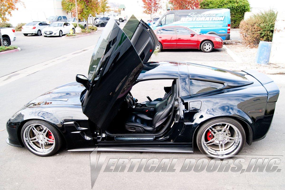 Chevrolet Corvette C6 with Bolt-on Vertical Lambo Doors 951.245.8669 #Chevrolet #Chevy #Corvette #vette #C6 #VerticalDoorsInc #LamboDoorspic.twitter.com/ ... & Vertical Doors Inc (@VerticalDoors) | Twitter