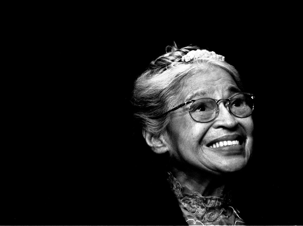 Today marks 61 years since Rosa Parks' act of defiance on the back of a bus sparked a new chapter in the American civil rights movement.