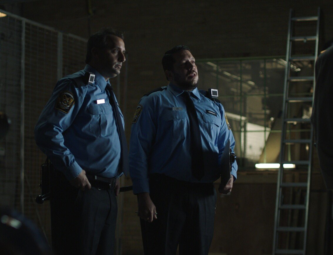 Bad Boys: first look at @Joe_Gatto & @SalVulcano in #12Monkeys #Season3! https://t.co/9psJuR3pfv
