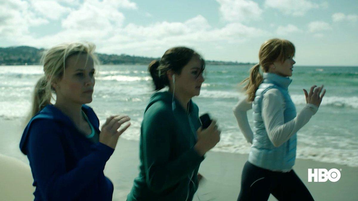 .@RWitherspoon. Nicole Kidman. @shailenewoodley.  #BigLittleLies is coming to HBO.