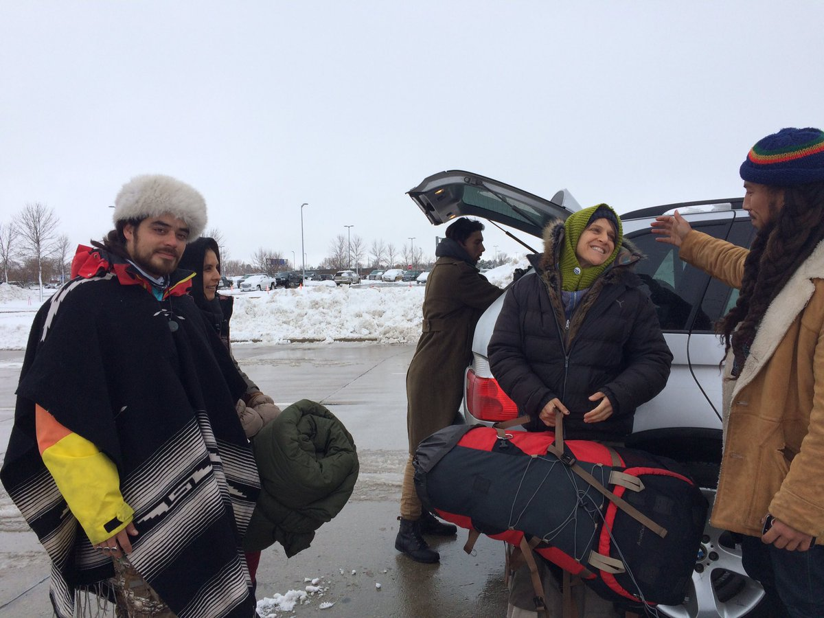 The Conflict at Standing Rock