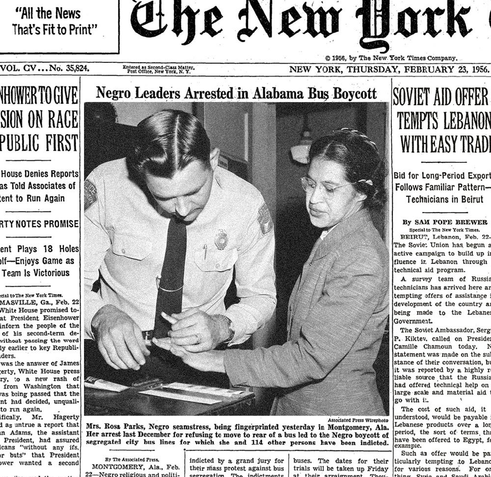 NYT Archives on Twitter: