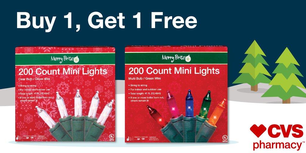 Cvs Christmas Lights.Cvs Pharmacy On Twitter Be The Brightest House On The