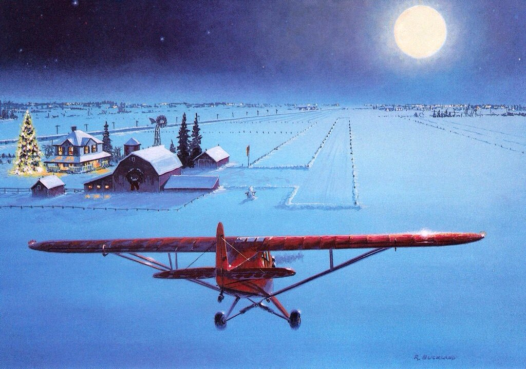 tamworth aero club tamworthaero twitter - Aviation Christmas Cards