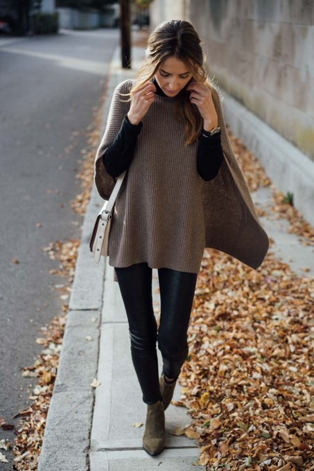 5 Cashmere Capes For Every Budget
