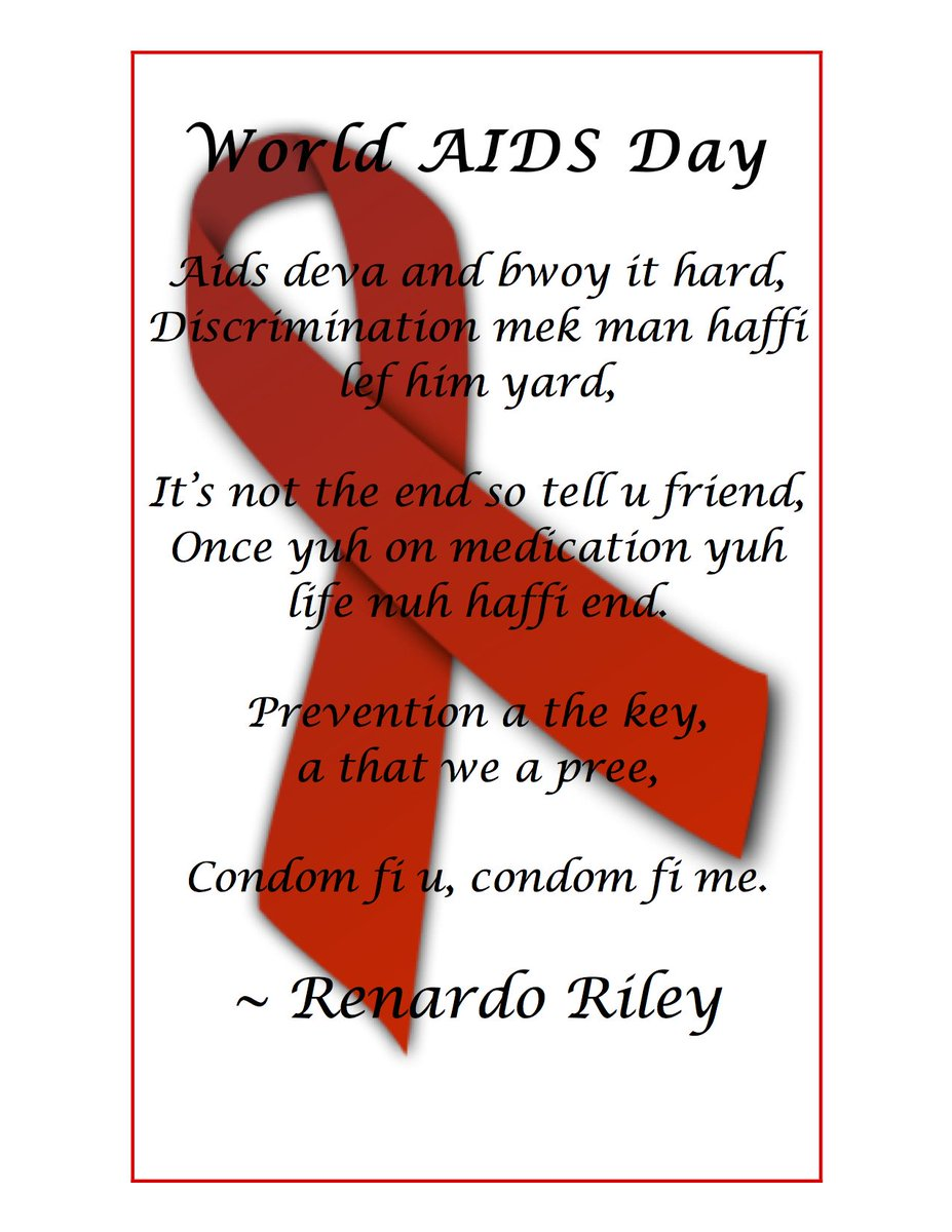 Poems on World AIDS Day 78