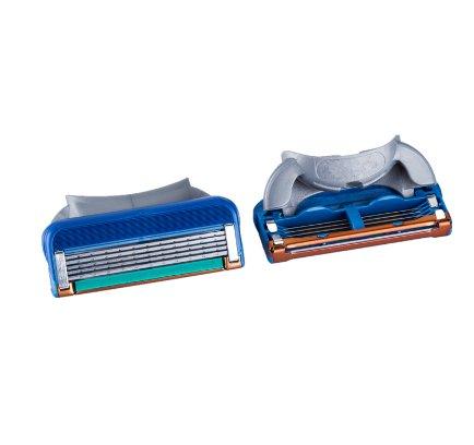 сменные кассеты для бритья gillette fusion proglide 4 шт