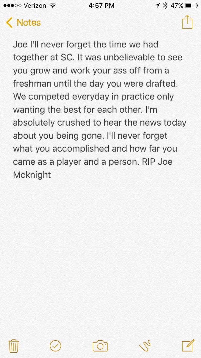 RIP Joe https://t.co/lpDjfNb128