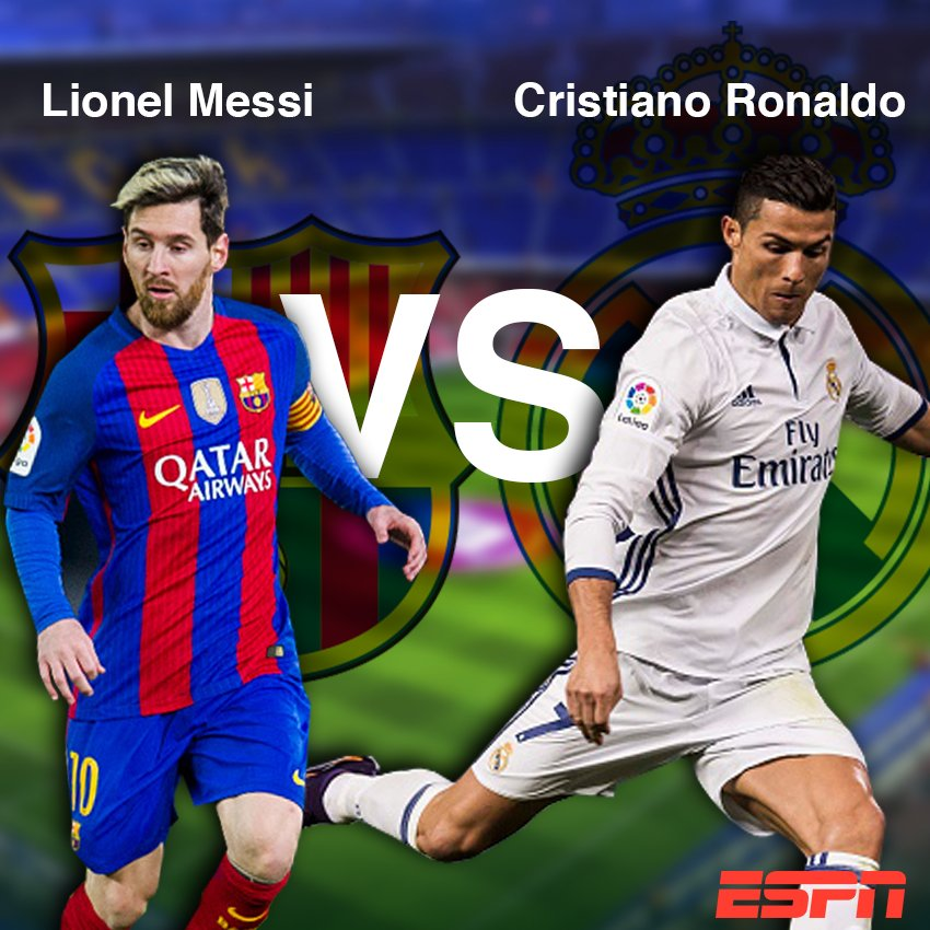 El Clasico Barcellona Real Madrid diretta tv e streaming gratis