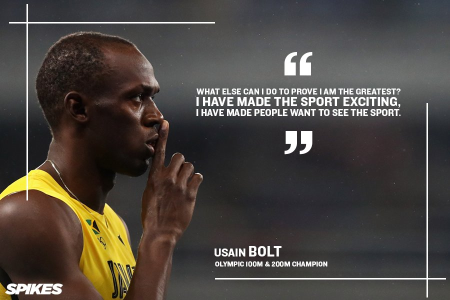 Usain Bolt Wins 2016 IAAF World Athlete Of The Year Award