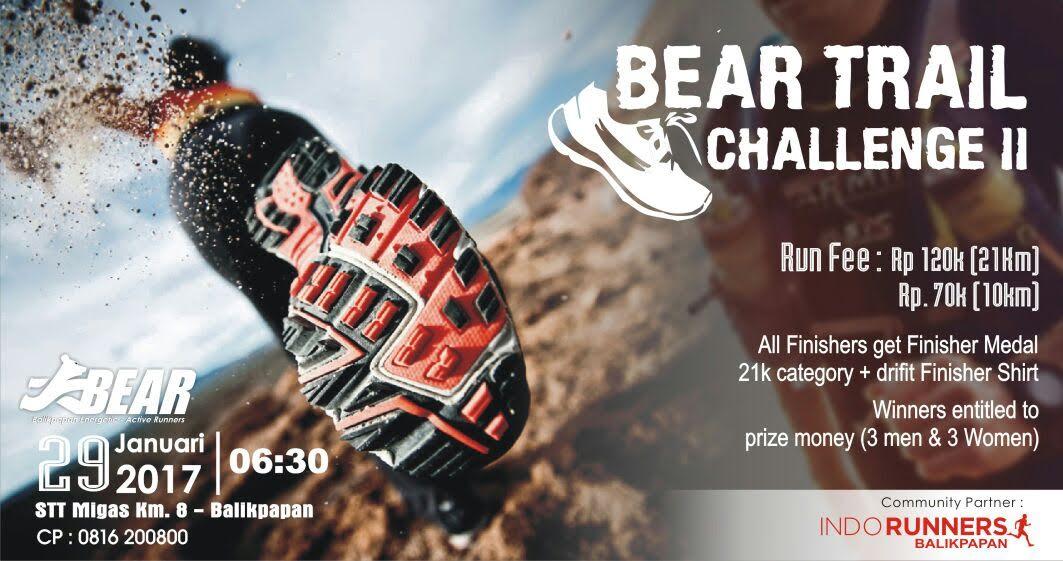 Bear Trail Challenge II