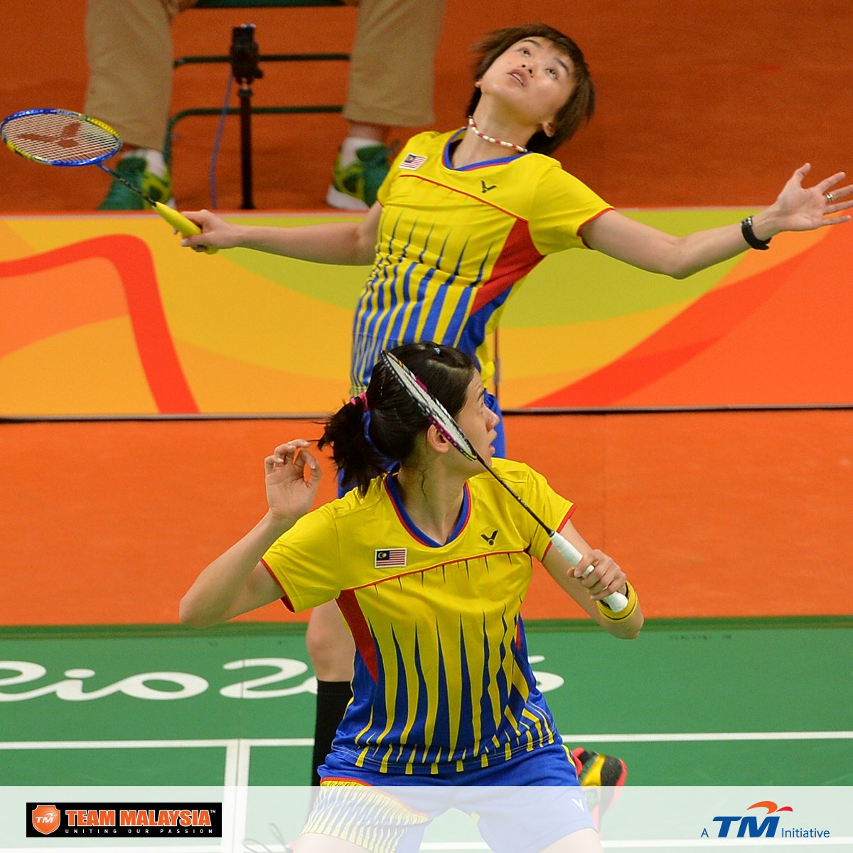 "Team Malaysia on Twitter ""Beregu wanita 🇲🇾 Vivian Hoo Woon Khe"