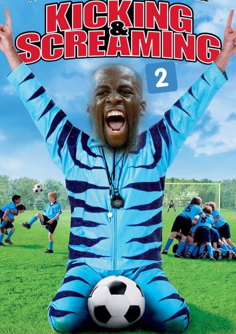 Ballgod On Twitter Kicking Screaming 2 The Sequel Starring
