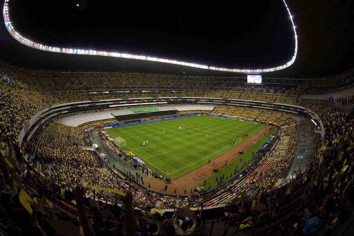 Estadio azteca estadioazteca twitter for Puerta 1 estadio azteca