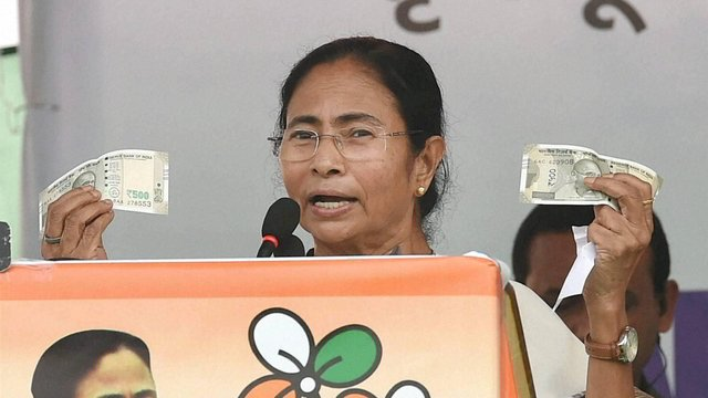 Mamata's 'coup' charge at army the lowest of the low: BJP