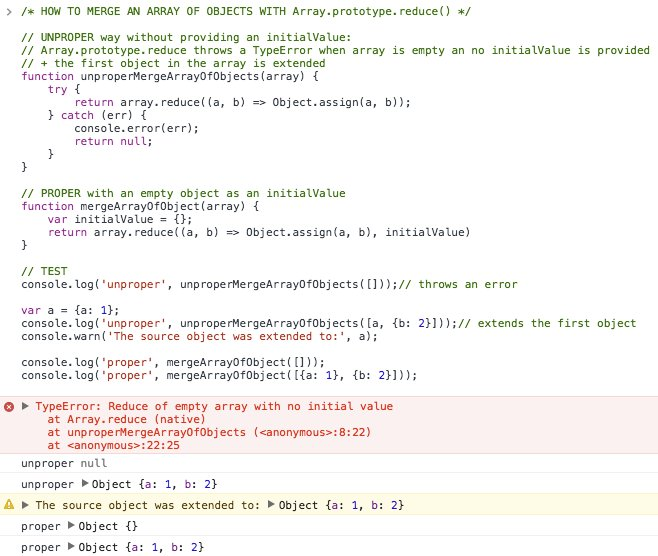 Merging array of Objects in Javascript | Es6 | Ali Nouman