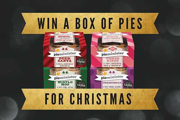 Fancy a festive #treat? Simply RT to #win a dozen #xmas pies. Winner announced on Monday 10am https://t.co/lkpXdqsBpY