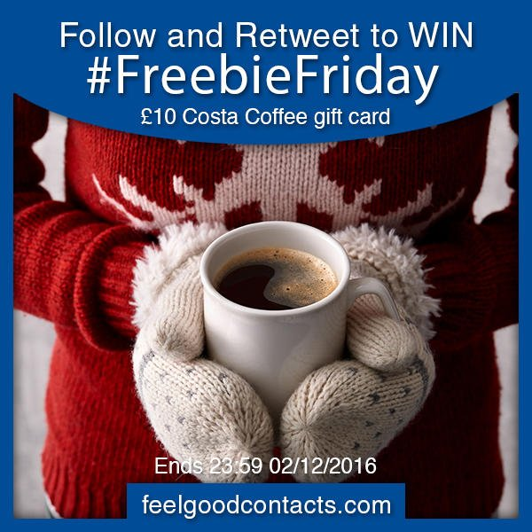 Feel Good Contacts On Twitter Warm Up This Freebiefriday