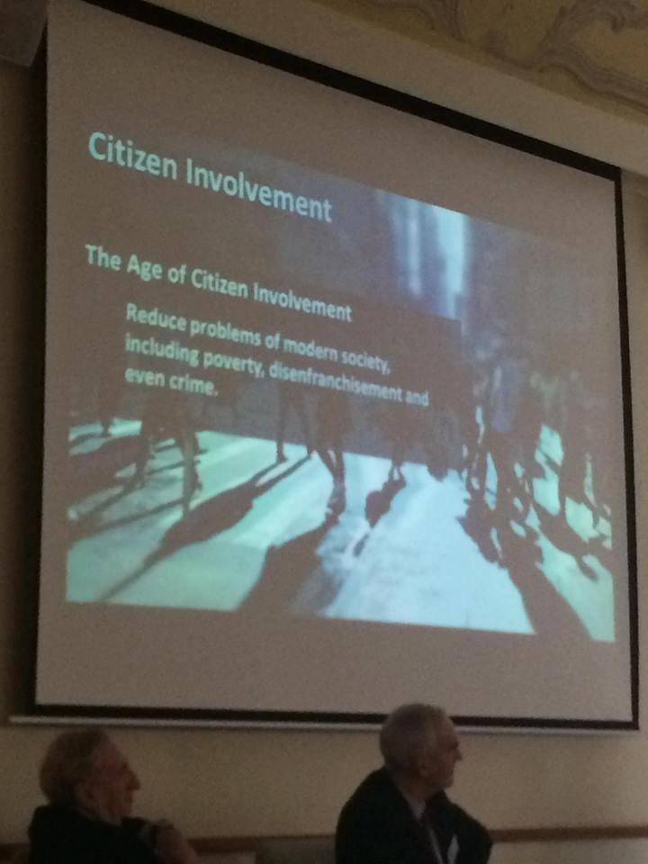 """""""Cities must be citizen obsessed and outcome oriented """" A.Langer #smartcities #AFDIT2016 https://t.co/RK7JoewcJs"""