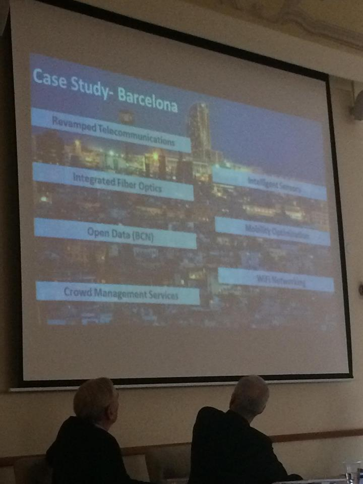 And now a case study about the city of Barcelona with A.Langer #smartcities #AFDIT2016 https://t.co/VqTKYYySBl