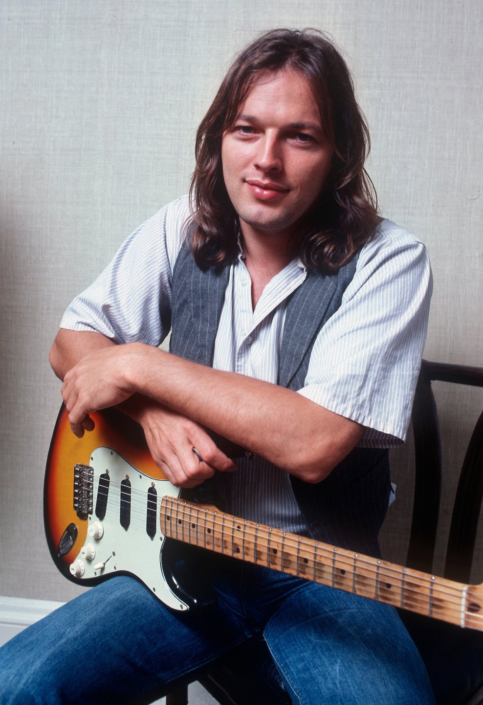 Дэвид Гилмор 1978