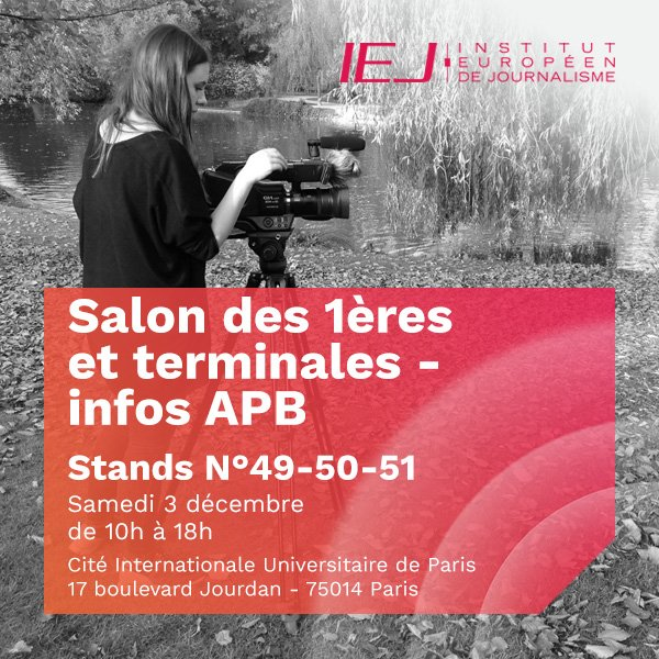 Ecs paris ecsparis twitter for Salon apb paris