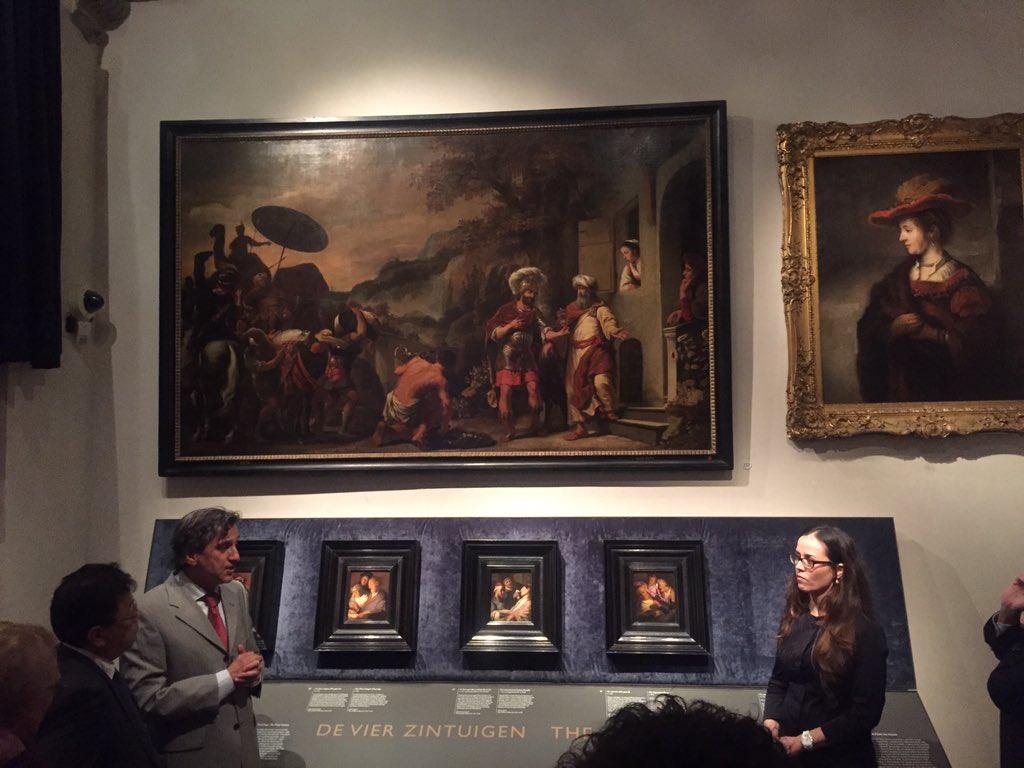 Risultati immagini per Masterpiece from the Leiden Collection. The Age of Rembrandt