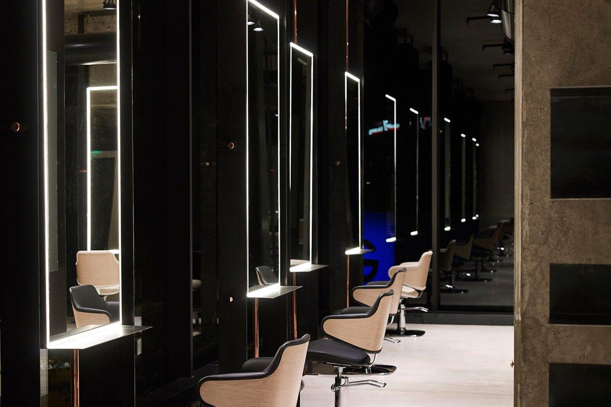 L4a on twitter nikira hair salon lighting fixtures by iguzzini l4a on twitter nikira hair salon lighting fixtures by iguzzini pendants by loftlight lamps by soraainc inc httpst4vxuuget8n arubaitofo Images