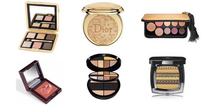 Top 20 des plus belles palettes make-up pour les fêtes