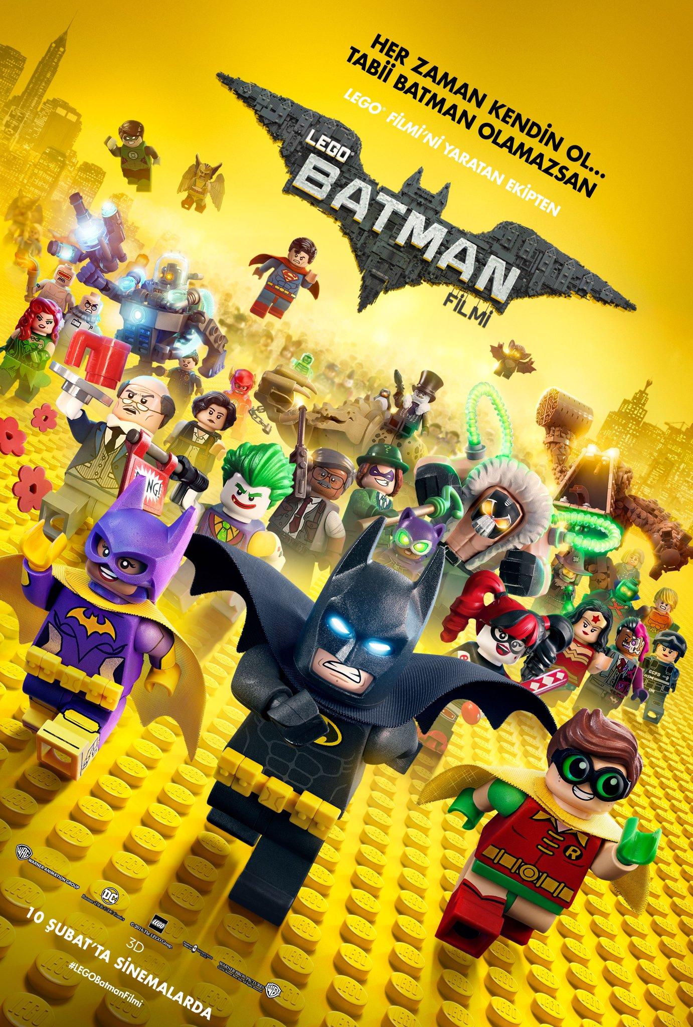 Лего Фильм Бэтмен 2017 скачать торрент бесплатно