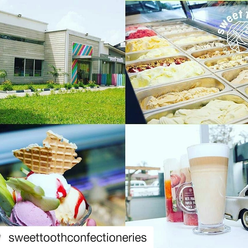 For those in Portharcourt... SWEET TOOTH Confectionary debuts tomorrow 03/12/16..    14 Tombia Road Gra phase 2... https://t.co/zS4GzKfEkQ