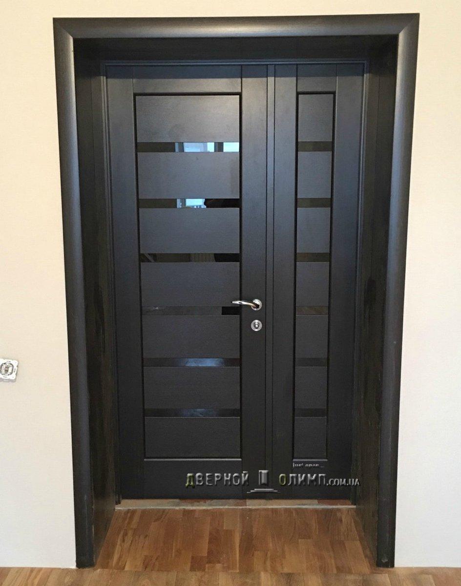 новый стиль стальные двери