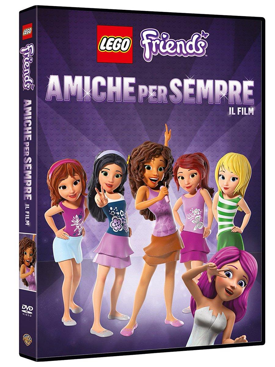Warner Bros Italia على تويتر Legofriends Amiche Per