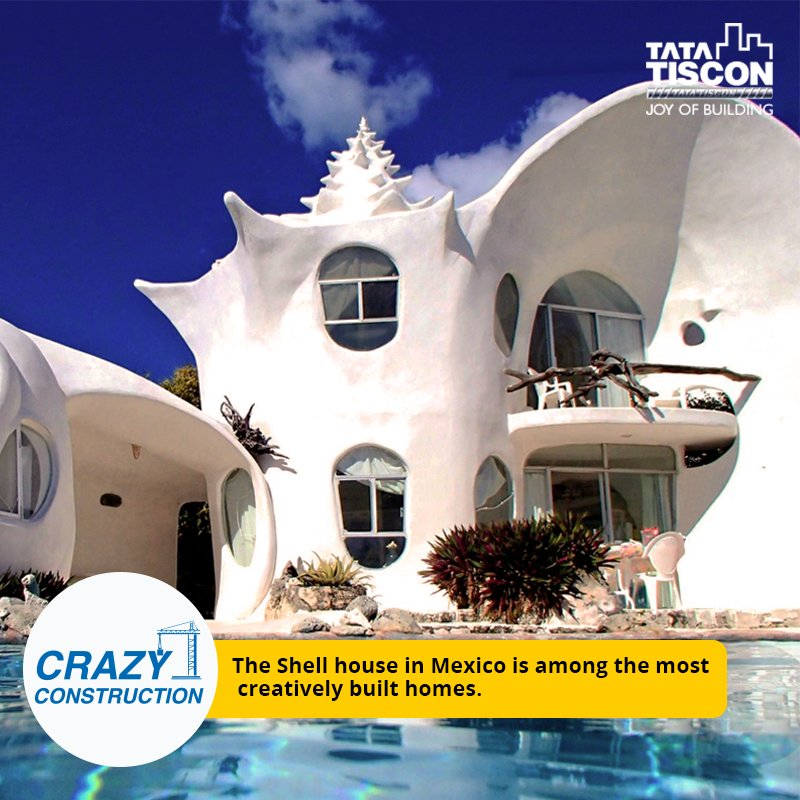 Tata Tiscon On Twitter You Can Rent And Stay In This Crazy Conch - Conch-shell-house