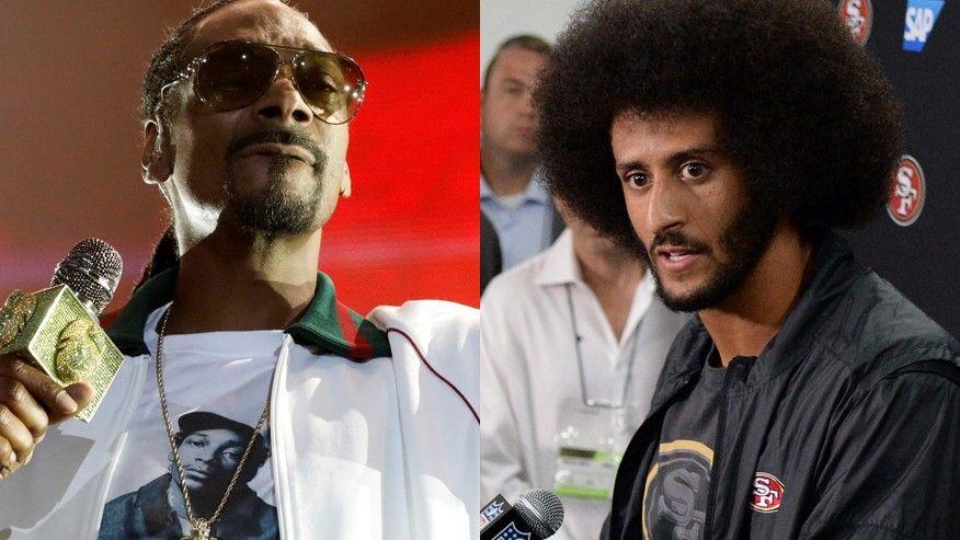 Snoop Dogg calls Colin Kaepernick a hypocrite for praising Fidel Castro