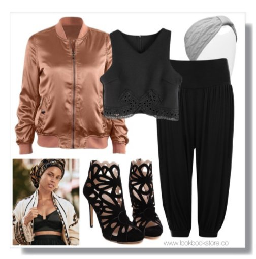 Steal Her Style: Alicia Keys