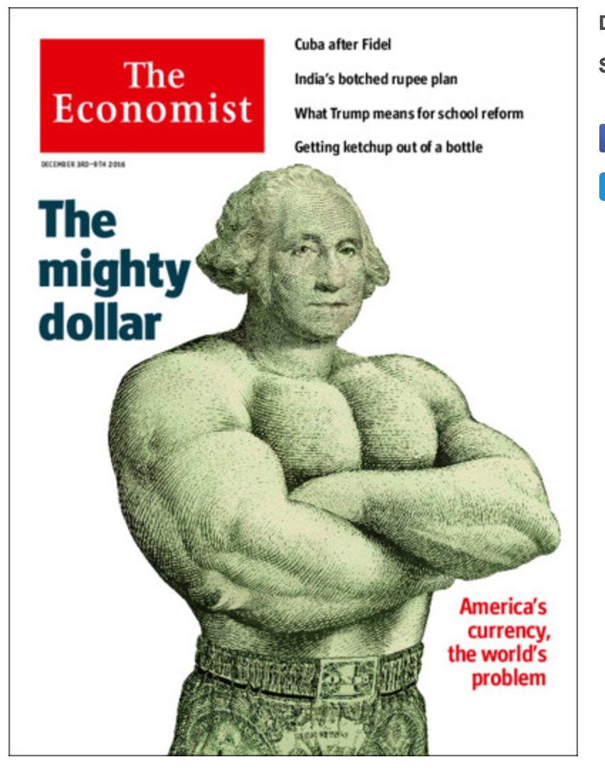 As capas de revistas são um indicador contrário para negociação ou investimento?  - Steemit