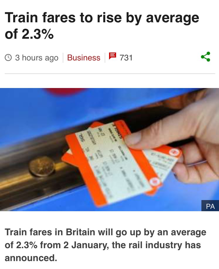 Because privatisation works... https://t.co/VD92FPV007