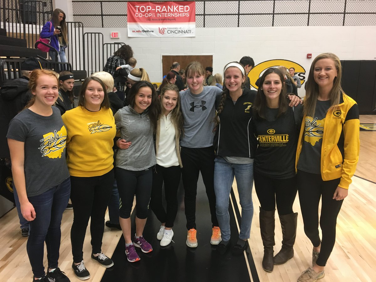 centerville girls Follow along with updates from daily iowegian sports writer colin peters,  centerville had five girls selected to this year's teams led by abby sweet, .